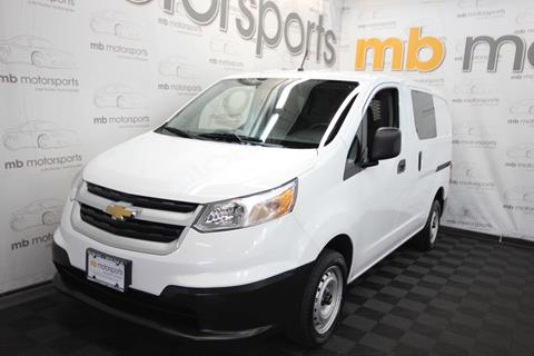 2015 Chevrolet City Express Cargo for sale in Asbury Park, NJ