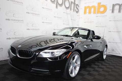 2014 BMW Z4 for sale in Asbury Park, NJ