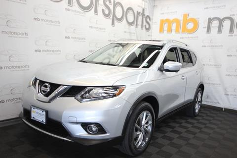 2015 Nissan Rogue for sale in Asbury Park, NJ