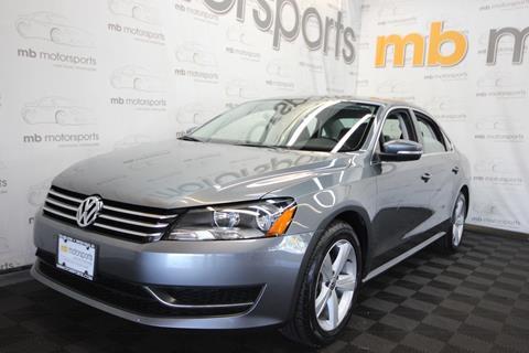 2015 Volkswagen Passat for sale in Asbury Park, NJ