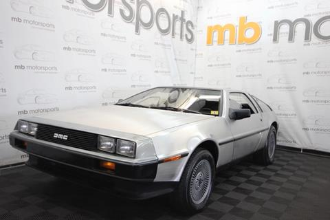 1981 DeLorean DMC-12 for sale in Asbury Park, NJ
