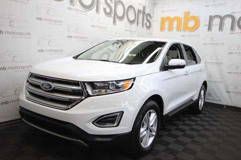 2015 Ford Edge for sale in Asbury Park, NJ