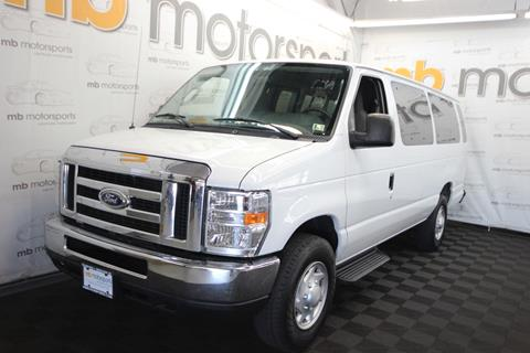 2014 Ford E-Series Wagon for sale in Asbury Park, NJ