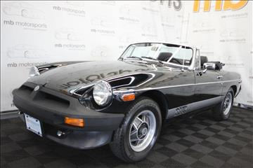 1979 MG MGB for sale in Asbury Park, NJ