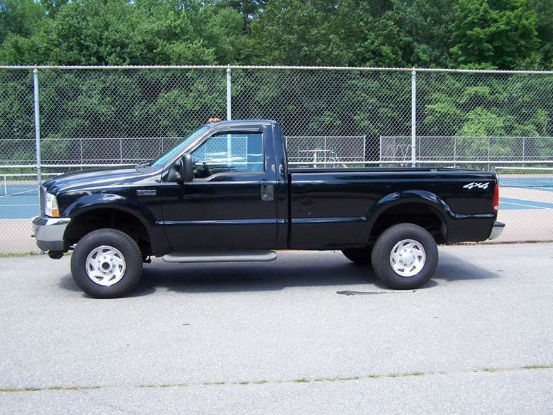 2004 ford f 250 super duty 4x4 regular cab in derry nh william 39 s car sales aka fat willy 39 s. Black Bedroom Furniture Sets. Home Design Ideas