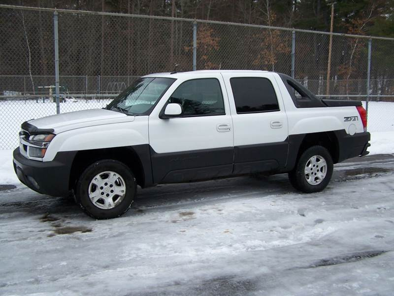 2003 chevrolet avalanche z71 4x4 in derry nh williams car sales 2003 chevrolet avalanche z71 4x4 derry nh sciox Image collections