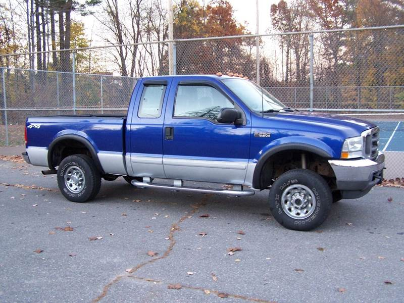 2003 ford f 250 super duty xlt 4x4 in derry nh william 39 s car sales aka fat willy 39 s. Black Bedroom Furniture Sets. Home Design Ideas