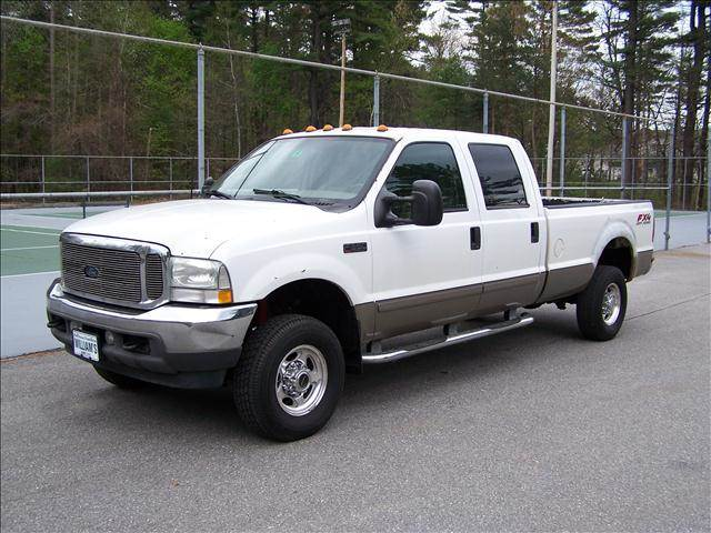 2003 ford f 350 lariat 4x4 crew cab fx4 in derry nh. Black Bedroom Furniture Sets. Home Design Ideas