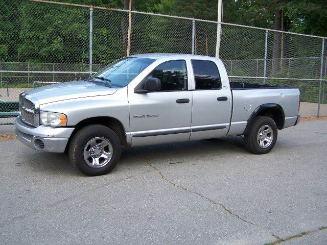 2002 dodge ram pickup 1500 slt quad cab 4x4 in derry nh william 39 s car sales aka fat willy 39 s. Black Bedroom Furniture Sets. Home Design Ideas