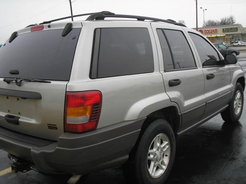 2004 Jeep Grand Cherokee 4dr Laredo 4WD SUV - Hutchinson KS