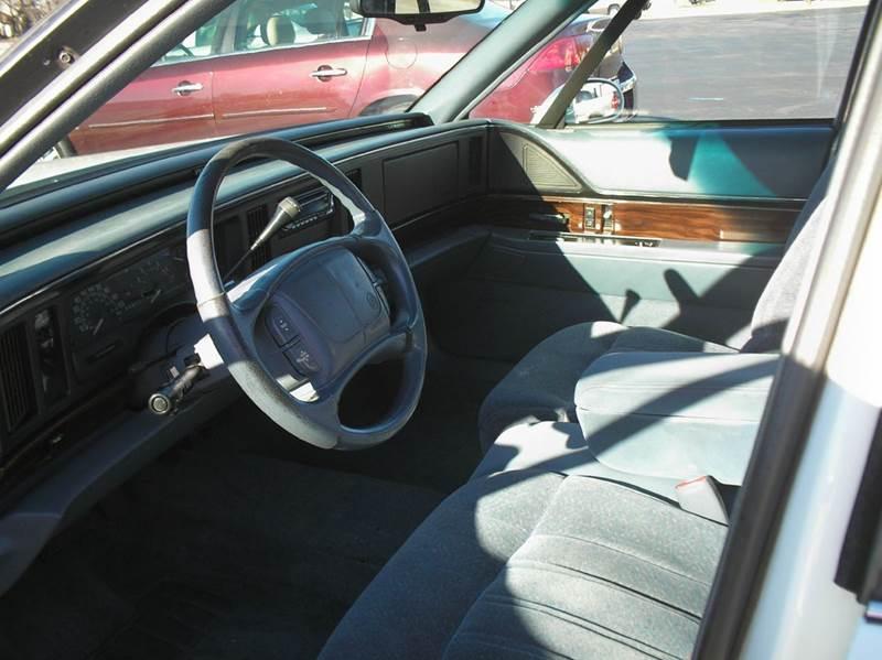 1997 Buick LeSabre Custom 4dr Sedan - Hutchinson KS