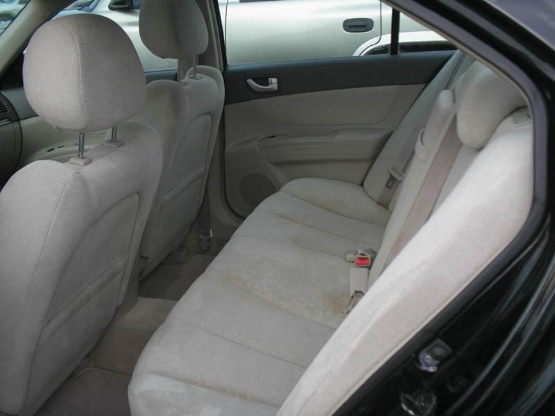 2007 Hyundai Sonata SE 4dr Sedan - Hutchinson KS