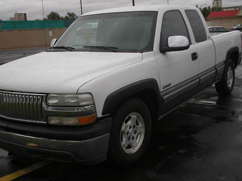 2000 Chevrolet Silverado 1500 for sale in Hutchinson, KS