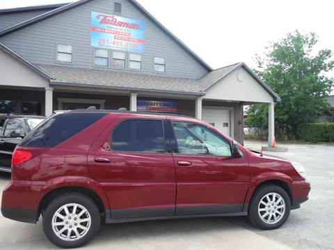 2007 Buick Rendezvous for sale in Houston, TX