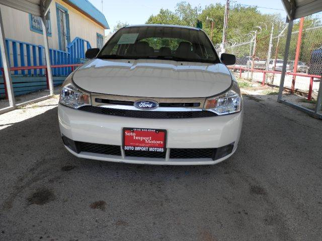2009 Ford Focus S 4dr Sedan In Dallas Tx Star Texas