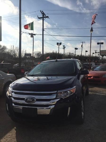 Ford Edge SEL Dr SUV In Dallas TX STAR TEXAS MOTORS LLC - Ford dallas