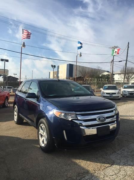 2012 ford edge sel 4dr suv in dallas tx star texas