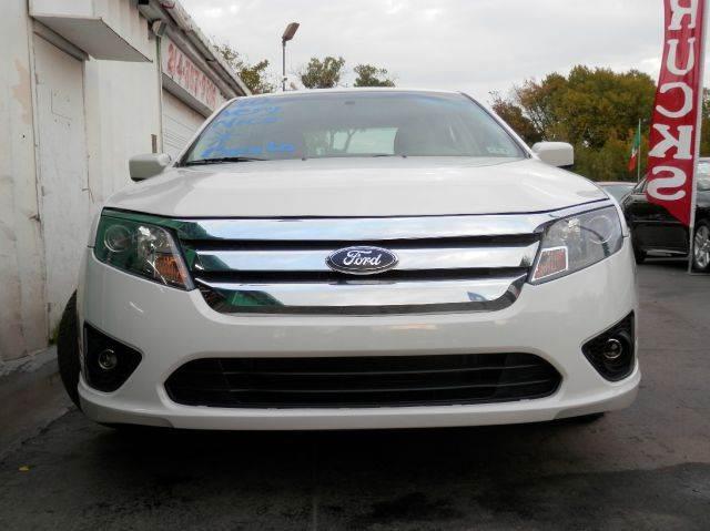 2010 Ford Fusion for sale in Dallas TX