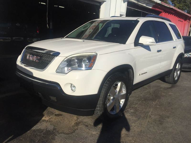 2007 gmc acadia slt 2 4dr suv in dallas tx star texas. Black Bedroom Furniture Sets. Home Design Ideas