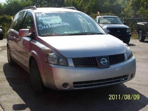 2004 Nissan Quest for sale in Dallas, TX