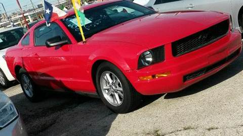 Ford Mustang For Sale In Dallas Tx