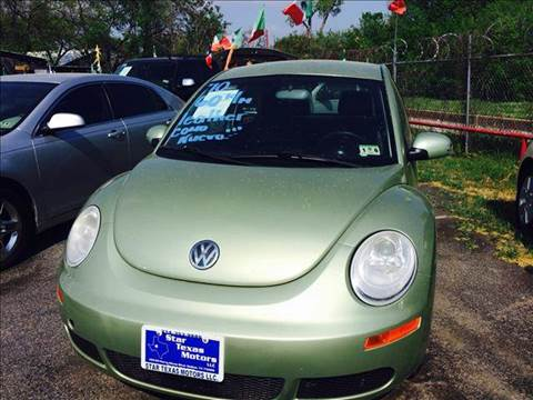 2010 Volkswagen New Beetle for sale in Dallas, TX