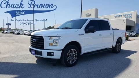 2016 Ford F-150 for sale in Schulenburg, TX
