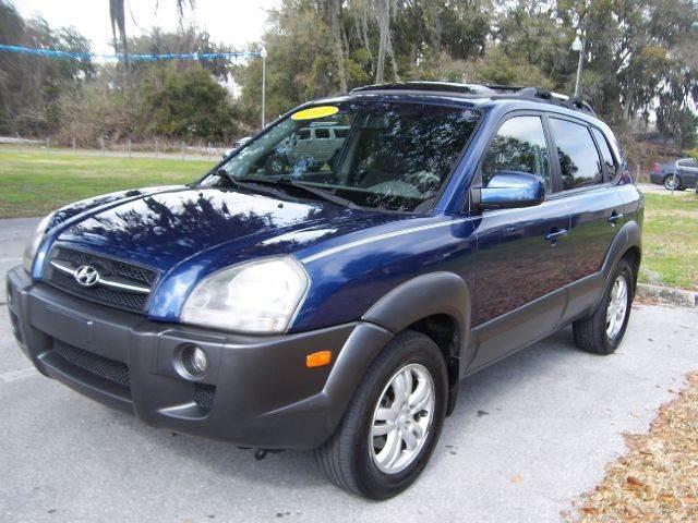 Hyundai Tucson For Sale In Ocala Fl Carsforsale Com