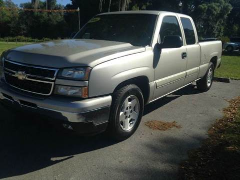 2006 chevrolet silverado 1500 for sale florida for Mcvay motors pensacola florida