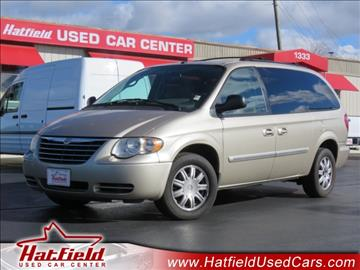 2007 Chrysler Town and Country for sale in Columbus, OH