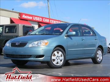 2005 Toyota Corolla for sale in Columbus, OH