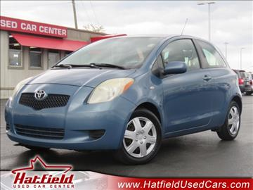 2007 Toyota Yaris for sale in Columbus, OH