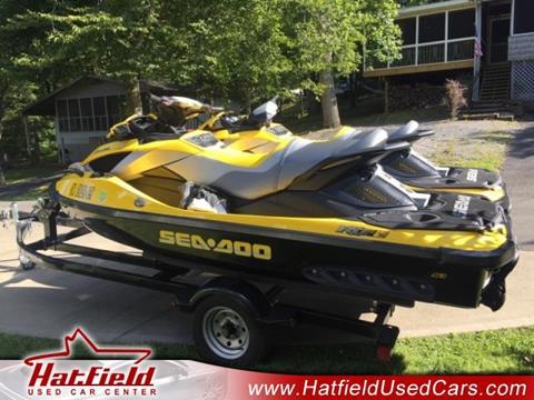 2010 Sea-Doo RXT IS 260