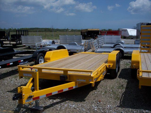 2014 SURE TRAC 18' TILT BED EQUIPMENT