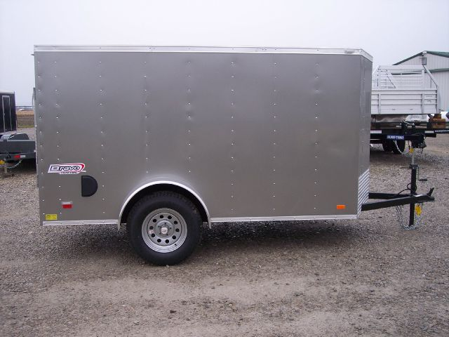 2014 Bravo Scout 5x10 with ramp