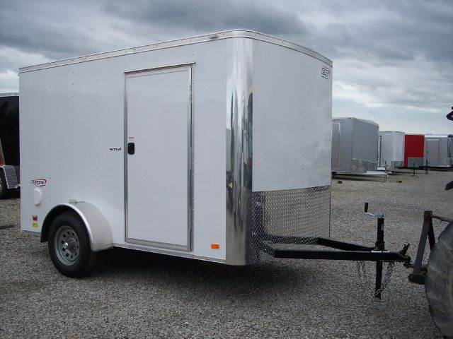 2015 Bravo Scout 6x10 with Ramp