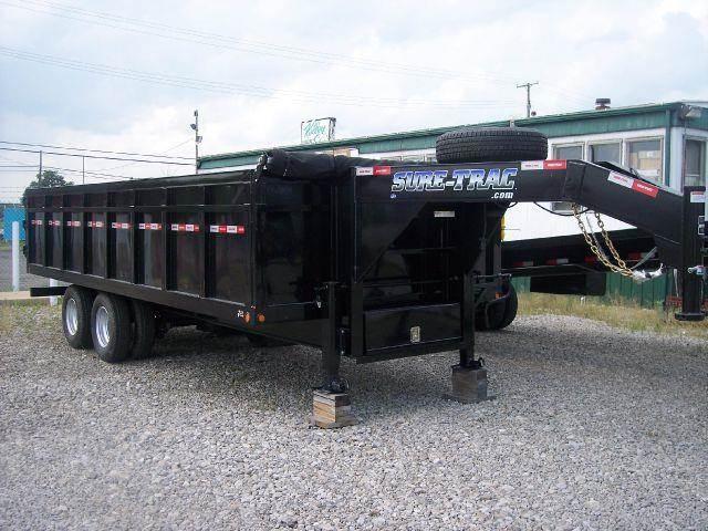 2015 Sure-Trac DUMP  - Carleton MI