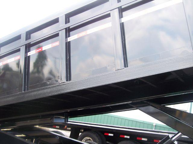 2016 Sure-Trac HD Tandem Dually DUMP  - Carleton MI