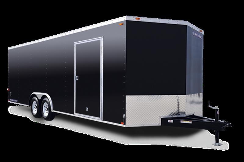 2018 Sure-Trac Pro Series Wedge Car Hauler