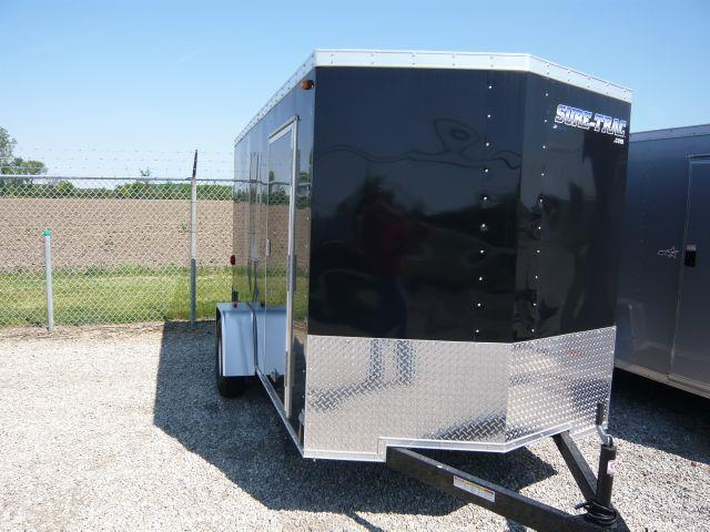 2014 Sure-Trac 6x12 Wedge Enclosed
