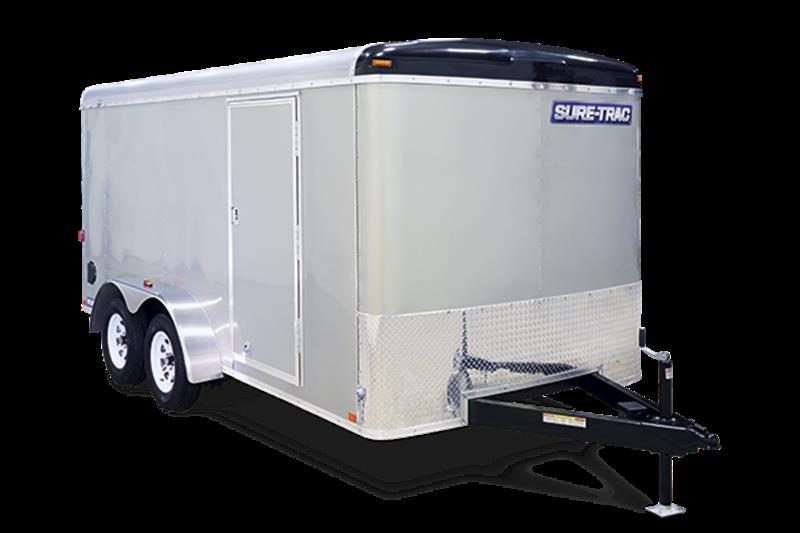 2018 Sure-Trac Pro Series Round Top Cargo