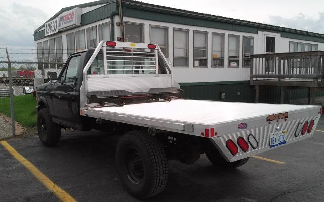 2014 Aluma Aluminum Truck Beds