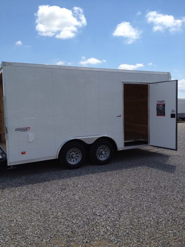 2014 Bravo 16' Commercial Grade Trailer