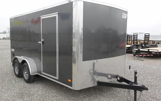 2015 Bravo Scout 7x14 with Ramp