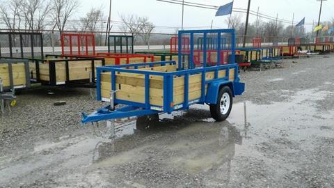 2017 Sure-Trac 5 x 8 3-Board for sale in Carleton MI