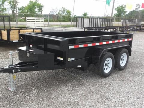 2016 Sure-Trac 5 x 10 7K Low Profile Dump