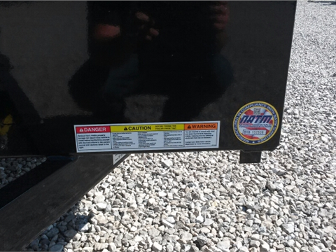 2016 Sure-Trac 5 x 10 Steel Side Utility