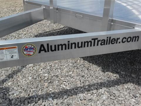 2016 ATC 6 x 10 Aluminum Utility