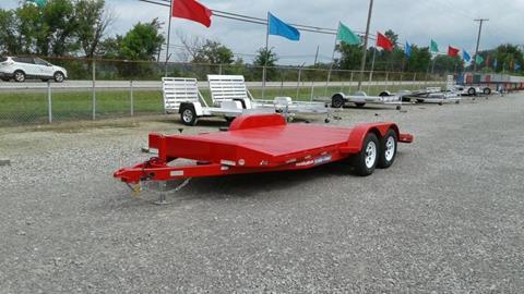 2017 Sure-Trac 18 7k Steel Deck for sale in Carleton MI