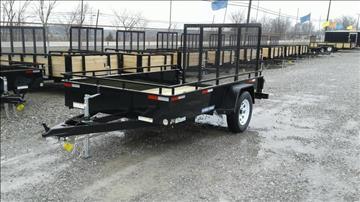 2017 Sure-Trac 6 x 10 Steel Side for sale in Carleton MI